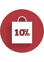 Week-end -10%