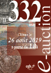 E-auction n°332