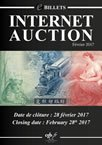 Internet Auction Banknotes February 2017