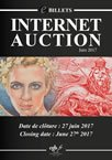 Internet Auction Billets Juin 2017