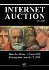 Internet Auction Billets Mai 2020