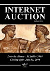 Internet Auction Juillet 2018