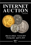 Internet Auction Avril 2019