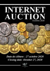 Internet Auction October 2020